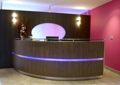 cabinet dentaire Arpajon 91 - agencement Viana Menuiserie