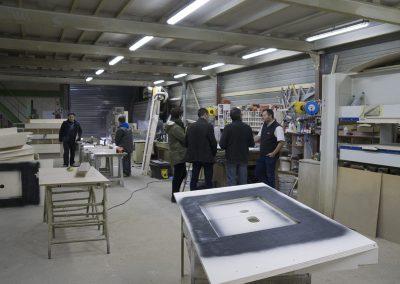 Atelier Viana Menuiserie agencement