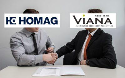 Homag – Viana : le partenariat